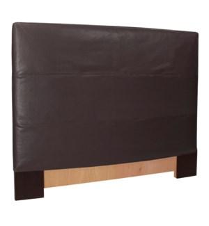 Twin Headboard Slipcover Avanti Black (Cover Only)