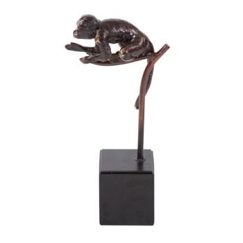 Reaching Monkey Statue