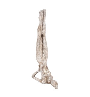 Forearm Stand Yoga Pose Statue