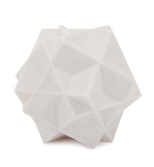 Geometric Star Sculpture