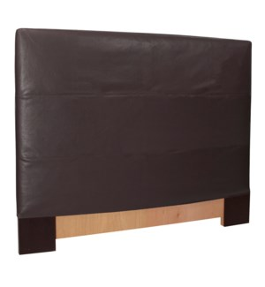FQ Headboard Slipcover Avanti Black (Cover Only)