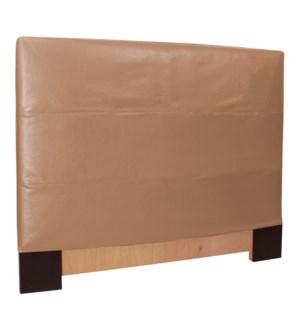 King Headboard Slipcover Avanti Bronze (Cover Only)