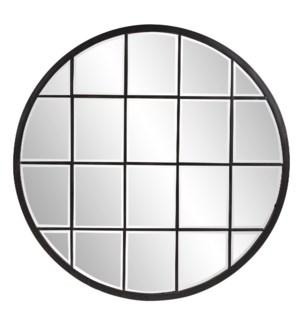Superior Round Oil Rubbed Bronze Mirror