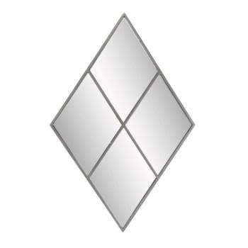 Diamond Windowpane Mirror