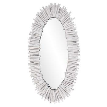 Durango White Mirror