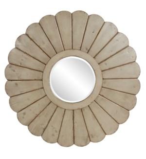 Sienna Round Mirror