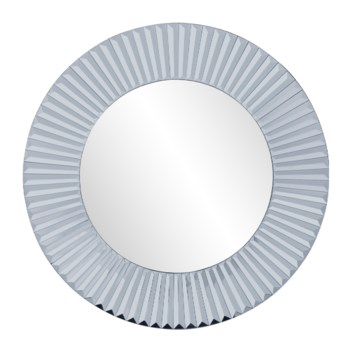 Torino Gray Mirror
