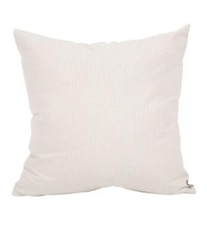 "20"" x 20"" Baldwin Marble Pillow"