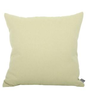 """20"""" x 20"""" Corduroy Key Lime Pillow"""