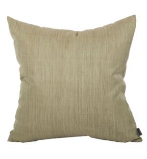"20"" x 20"" Shantung Aloe Pillow"