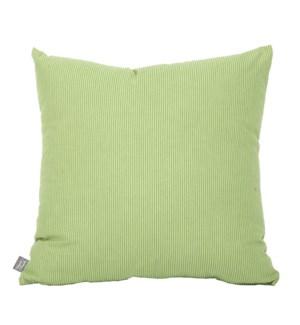 """20"""" x 20"""" Baldwin Stripe Apple Pillow"""