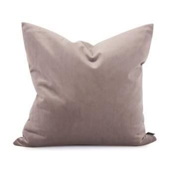 "20"" x 20"" Bella Ash Pillow - Poly Insert"