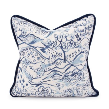 """20"""" x 20"""" Pillow Fable Royal - Down Insert"""