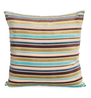 "20"" x 20"" Ribbon Willow Pillow"