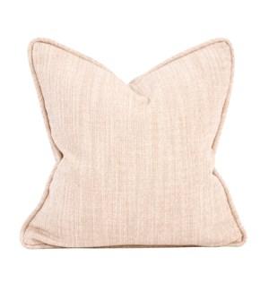 "20"" x 20"" Pillow Boho Sand - Down Insert"