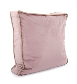 "20"" Gusseted Pillow Bella Rose - Down Insert"