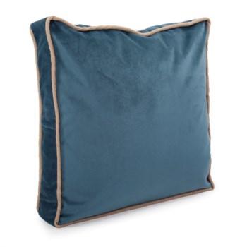 "20"" Gusseted Pillow Bella Teal - Down Insert"