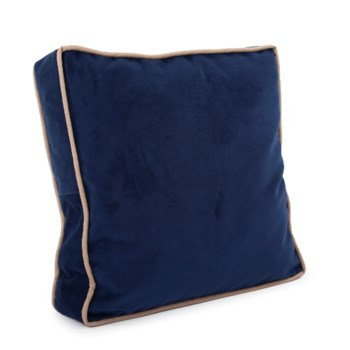 "20"" Gusseted Pillow Bella Royal - Down Insert"