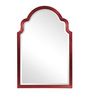 Sultan Mirror - Glossy Burgundy
