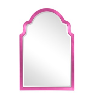 Sultan Mirror - Glossy Hot Pink