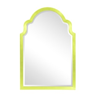 Sultan Mirror - Glossy Green