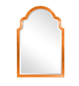 Sultan Mirror - Glossy Orange