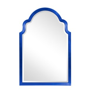 Sultan Mirror - Glossy Royal Blue