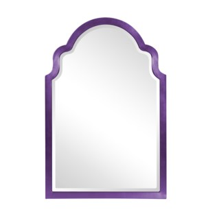 Sultan Mirror - Glossy Royal Purple