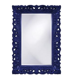 Barcelona Mirror - Glossy Navy