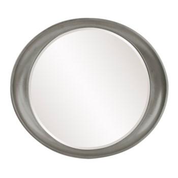 Ellipse Mirror - Glossy Nickel