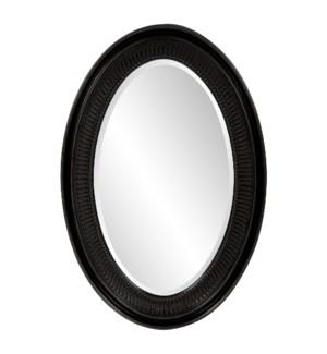 Ethan Mirror - Glossy Black