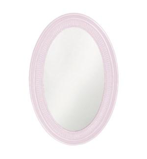 Ethan Mirror - Glossy Lilac