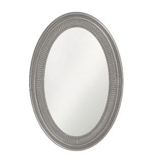 Ethan Mirror - Glossy Nickel