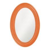 Ethan Mirror - Glossy Orange