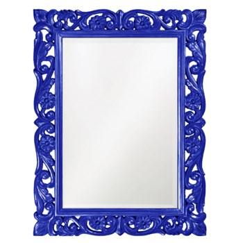 Chateau Mirror - Glossy Royal Blue