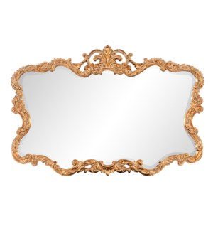 Talida Gold Mirror