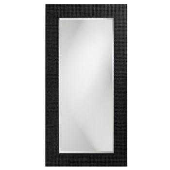 Lancelot Mirror - Glossy Black