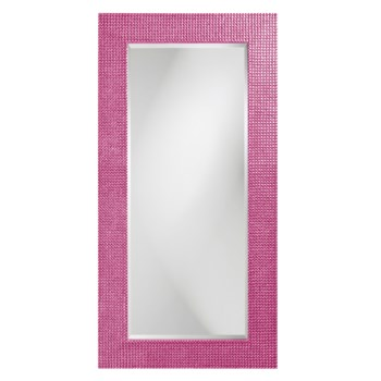 Lancelot Mirror - Glossy Hot Pink