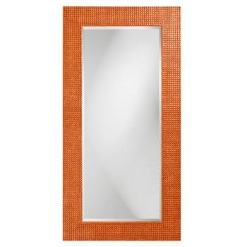Lancelot Mirror - Glossy Orange