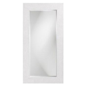 Lancelot Mirror - Glossy White