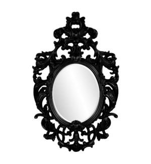 Dorsiere Mirror - Glossy Black