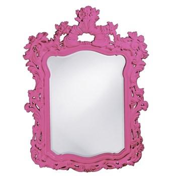Turner Mirror - Glossy Hot Pink