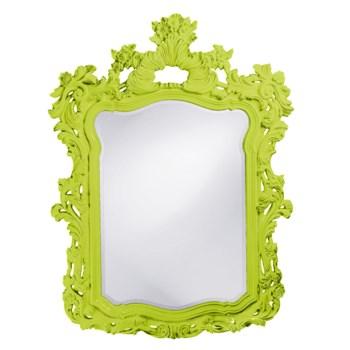 Turner Mirror - Glossy Green