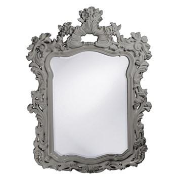 Turner Mirror - Glossy Nickel