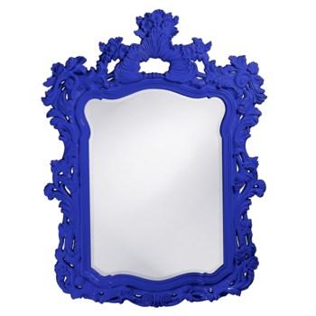 Turner Mirror - Glossy Royal Blue