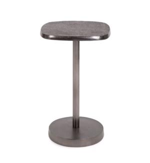 Minimalist Cast Aluminum Martini Table