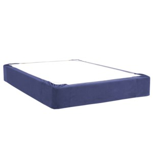 Twin Boxspring Cover Bella Royal (Cover Only)