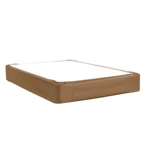 Full Boxspring Cover Luxe Bronze (Cover Only)