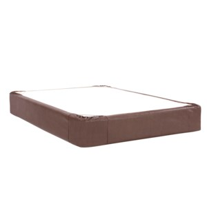 Queen Boxspring Cover Avanti Pecan (Cover Only)