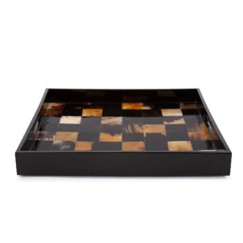 Elias Horn Tiled Tray